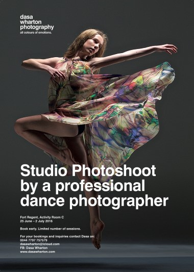 Professional Dance Photographer