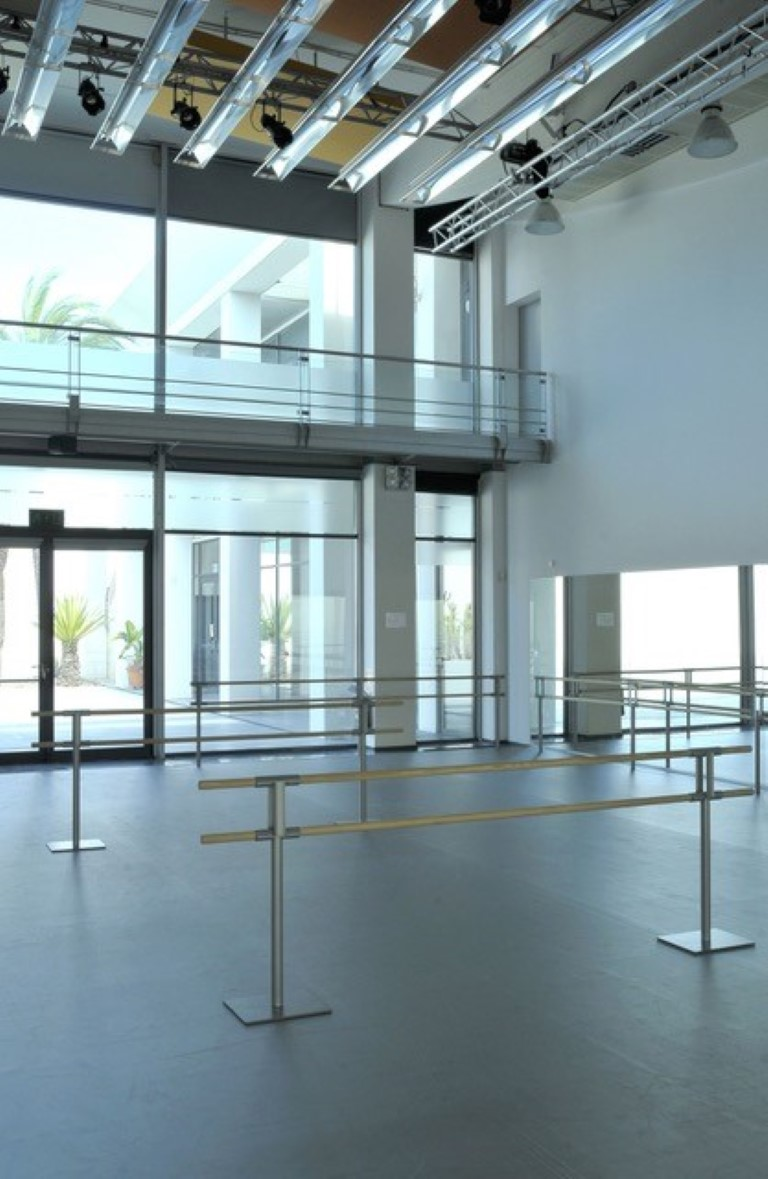 Studio Space to rent in Sitges to practice